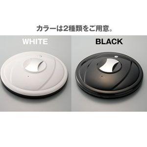 フローリング用お掃除ロボット『モッピー(MOPPY)』 ブラック画像6