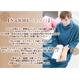 NuKME(ヌックミィ) あったか素材の着るブランケット ピンク 写真2