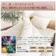 東洋紡フィルハーモニィ抗菌防臭防ダニ吸汗寝具セット ダブル8点 ツートン(ブラウン×ベージュ) 写真2