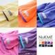 着るブランケット NuKME(ヌックミィ) 袖付き毛布 オレンジ 写真4