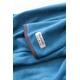 着るブランケット NuKME(ヌックミィ) 袖付き毛布 ターコイズブルー 写真2