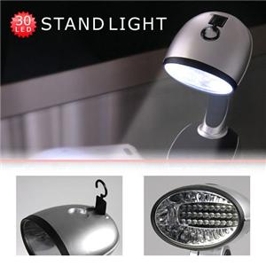 30灯LEDスタンドライト