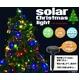 ソーラー充電式屋外イルミネーションライト 写真3
