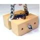 時計用工具 時計裏蓋オープナー3点支持タイプ+木製固定器 写真6