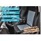 運転中の熱射病対策 12V用カーエアーシート   写真2