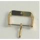 腕時計用交換バックル 尾錠・バネ棒112点セット ビジョウは金・銀入り - 縮小画像2