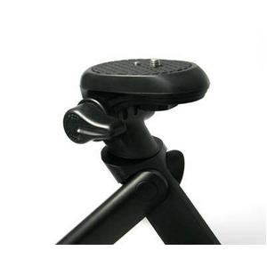 卓上三脚ラージサイズブラック  太脚で一眼レフカメラにもガッシリ安心