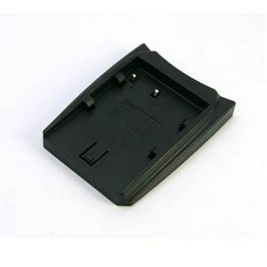 マルチバッテリー充電器〈エコモード搭載〉 コニカミノルタNP-400用アダプターセット USBポート付 変圧器不要 h03