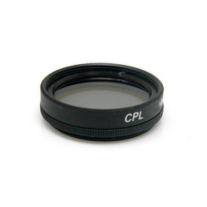 カメラレンズ用 サーキュラー偏光(CPL)フィルターAF対応径(30mm)