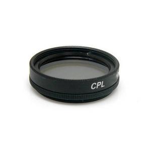 カメラレンズ用 サーキュラー偏光(CPL)フィルターAF対応径(34mm)