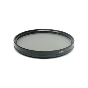 カメラレンズ用 サーキュラー偏光(CPL)フィルター AF対応 径(67mm)  - 拡大画像