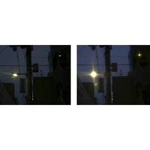 【2枚セット】クロスフィルター(夜景撮影用)とUVカットフィルター 径46mm