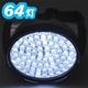 64灯LEDヘッドライト【2個セット】  - 縮小画像3