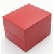 ピアス・ネックレス指輪ギフトBOXプチ 赤 20個セット - 縮小画像1