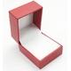 ピアス・ネックレス指輪ギフトBOXプチ 赤 20個セット - 縮小画像2