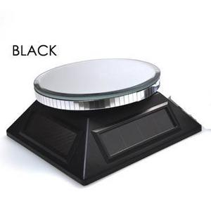 ソーラーミラーターンテーブル ブラック 【3個セット】 - 拡大画像