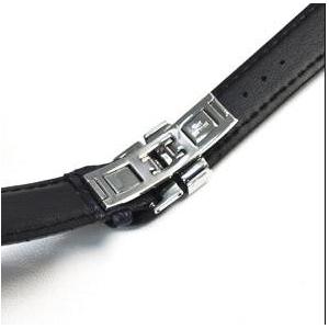 【3本セット】腕時計用パーツ バタフライバックル 【レディース14mm】