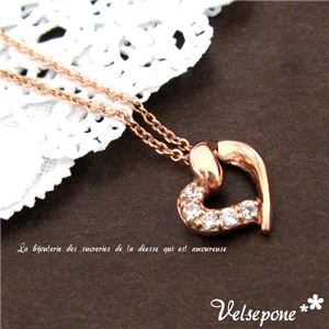 Velsepone (ベルセポーネ) mignon (ミニョン) ネックレス