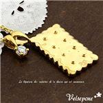 Velsepone (ベルセポーネ) Parfum sucre (パフューム シュクレ) ネックレス