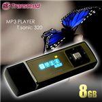 7,500円 Transcend MP3プレーヤー T.sonic 320 8GB