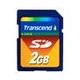 Transcend 2GB SDカード 3枚セット