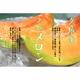 共選夕張メロン(品質【秀】)1.3kgサイズ3玉(中) - 縮小画像2