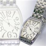 ジョルジュレッシュ 紳士 3針メタル腕時計 GR-14001-03 シャンパン 画像1