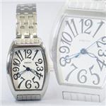ジョルジュレッシュ 婦人 3針メタル腕時計 GR-14002-01 シルバー(黒) 画像1
