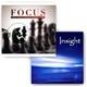 「FOCUS CD」「INSIGHT CD」2枚セット - 縮小画像1