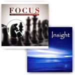 「FOCUS CD」「INSIGHT CD」2枚セット