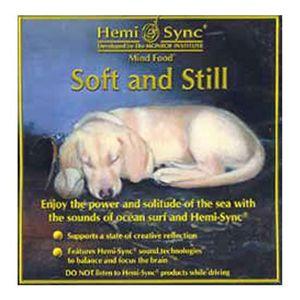 ヘミシンク CD 『Soft and Still』 - 拡大画像