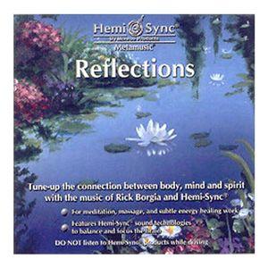 ヘミシンク CD 『Reflections』 - 拡大画像