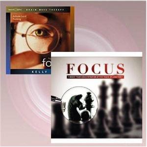 FOCUS=集中力アップCD×2枚セット - 拡大画像