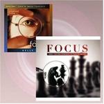 FOCUS=集中力アップCD×2枚セット