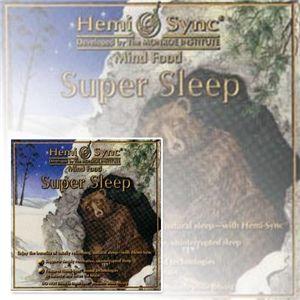ヘミシンク CD 『SUPER SLEEP』 - 拡大画像
