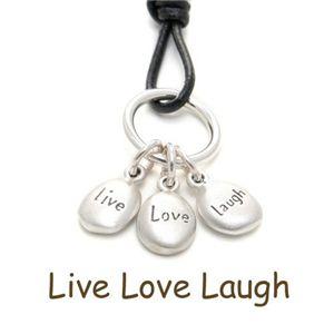 DOGEARED WORD JEWELS/LIVE・LOVE・LAUGH - 拡大画像