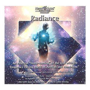 ヘミシンク CD「Radiance」 - 拡大画像