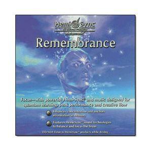 ヘミシンク CD 『Remembrance』 - 拡大画像