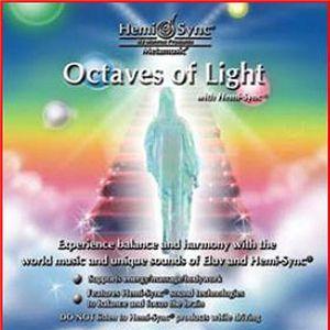 ヘミシンク CD『オクターブ・オブ・ライト』 - 拡大画像