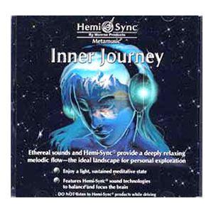ヘミシンク CD「Inner Journey」 - 拡大画像