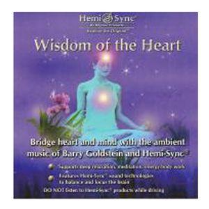 疲れた心を癒す♪ヘミシンク CD「Wisdom of the Heart」 - 拡大画像