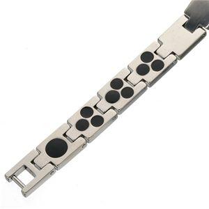 タイガーアイクリーンブレスレット イエロー 185mm h02