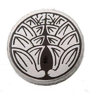 家紋カフス 27/丸に抱き茗荷