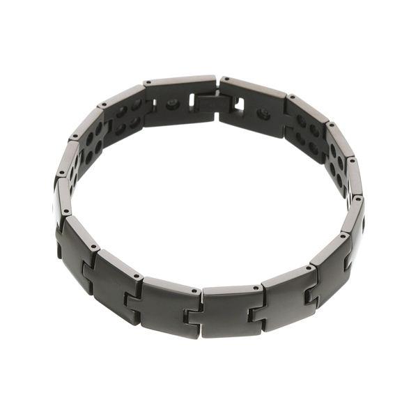 カラーゲルマ50ブレスレット ブラック 185mmf00
