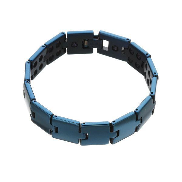 カラーゲルマ50ブレスレット ブルー 185mmf00