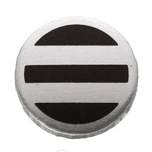 家紋つきメガネホルダー 【オニキス】丸に二つ引 h02