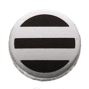 家紋つきメガネホルダー 【貝パール】丸に二つ引