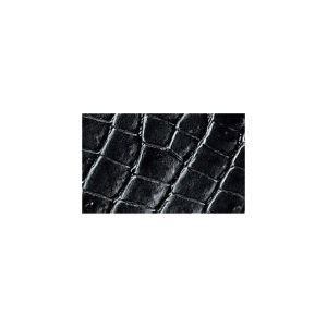 【日本製】家紋付 本革ふくさ クロコ型押し 14/丸に笹龍胆