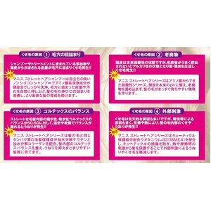 マニス ストレートヘアトリートメント450ml【2本セット】