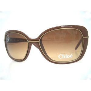 クロエ(Chloe) サングラス CL2168-C03 ブラウングラデーション×ブラウン